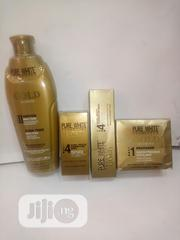 Pure White Gold Set | Skin Care for sale in Lagos State, Ajah