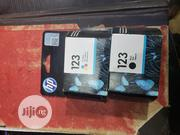 Hp Ink 123 Black And Color | Accessories & Supplies for Electronics for sale in Enugu State, Enugu
