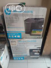 All In One (Print, Fax, Scan, Copy): HP Officejet Pro 8710 And 8720 | Printers & Scanners for sale in Lagos State, Magodo