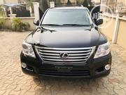 Lexus LX 2011 570 Black | Cars for sale in Lagos State, Lekki Phase 1