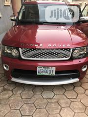 Land Rover Range Rover Sport 2009 HSE 4x4 (4.4L 8cyl 6A) Red | Cars for sale in Delta State, Oshimili South