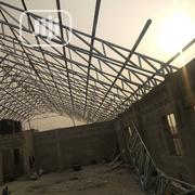 Galvanize Steel Trusses   Building & Trades Services for sale in Lagos State, Ajah