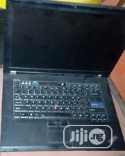 Laptop Lenovo ThinkPad T500 2GB Intel Core 2 Duo HDD 160GB | Laptops & Computers for sale in Ogun State, Abeokuta South