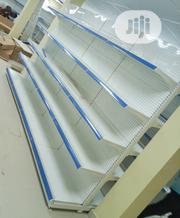 Supermarket Shelve Double Sided | Store Equipment for sale in Lagos State, Lekki Phase 1