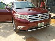 Toyota Highlander 2012 Limited Red | Cars for sale in Rivers State, Port-Harcourt