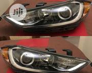 Head Lamp Hyundai Elantra 2017 Set | Vehicle Parts & Accessories for sale in Lagos State, Mushin