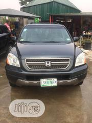 Honda Pilot 2005 EX 4x4 (3.5L 6cyl 5A) Gray | Cars for sale in Lagos State, Ikeja