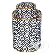 Stripped Jar | Home Accessories for sale in Lagos State, Ilupeju