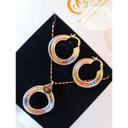 Pendant Earrings And Chain Available | Jewelry for sale in Lagos State, Ojota