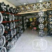 Home For All Sizes Of Allow Rim And Tyres | Vehicle Parts & Accessories for sale in Lagos State, Mushin
