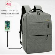 Smart Bag Laptop Backpack Gray | Computer Accessories  for sale in Lagos State, Alimosho