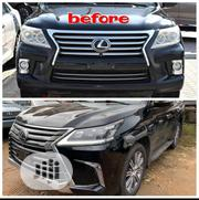 Lexus Lx 570 2014 Upgraded To 2020 | Automotive Services for sale in Lagos State, Mushin