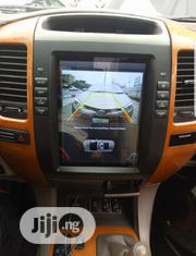 Toyota Prado 2008 Android Dvd With Reversing Camera | Vehicle Parts & Accessories for sale in Lagos State, Mushin