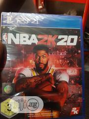 Ps 4 Cd Nba2k20 | Video Games for sale in Lagos State