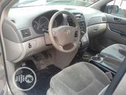Toyota Sienna CE 2005 Gold | Cars for sale in Lagos State, Mushin