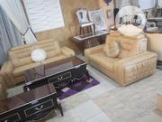 Reliable Leather Sofa | Furniture for sale in Lagos State, Ikeja