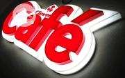 Sign On Fabricated Acrylic | Manufacturing Services for sale in Lagos State, Mushin