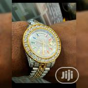 Rolex Fully Stoned (Not a Low Budget) Authentic Quality | Watches for sale in Lagos State, Lagos Mainland