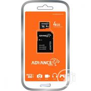 Advance 4gb Memory Card | Accessories for Mobile Phones & Tablets for sale in Lagos State, Ikeja