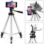 Tripod Stand 3110 With Selfie Light, Lens & Telescope | Accessories & Supplies for Electronics for sale in Lagos State, Ikeja