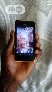 Sony Xperia M 4 GB Yellow | Mobile Phones for sale in Lagos State, Ikeja
