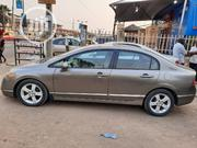 Honda Civic 2006 Sedan EX Automatic Brown | Cars for sale in Lagos State, Alimosho