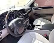 Mercedes-Benz M Class 2012 Gray | Cars for sale in Lagos State, Lagos Mainland
