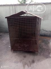Standard Iron Massive Dog Cage | Pet's Accessories for sale in Lagos State, Ikorodu