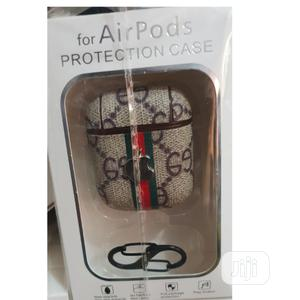 Airpod Luxury Leather Case With Hook