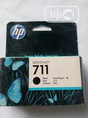 Hp Printer Ink 711 Black | Accessories & Supplies for Electronics for sale in Lagos State, Ikeja