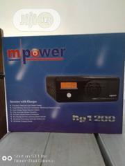 1.2kva/ 12volts Transformerless Mpower Inverter | Solar Energy for sale in Abuja (FCT) State, Wuse 2