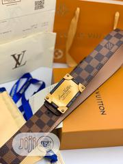 Louis Vuitton Belt | Clothing Accessories for sale in Lagos State, Surulere
