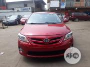 Toyota Corolla 2012 Red | Cars for sale in Lagos State, Lagos Mainland