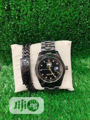 Classic Designer Set of Rolex With Exclusive Bracelet | Jewelry for sale in Lagos State, Lagos Island
