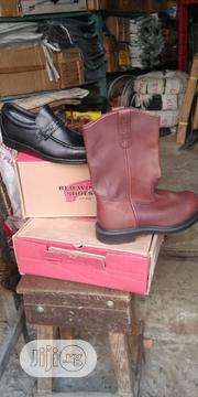 Original Red Wings Safety Boots And Safety Shoes | Shoes for sale in Lagos State, Lagos Island