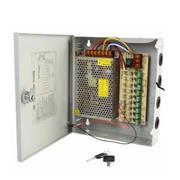 9 Way CCTV Power Supply Box - 12volts 10amps - High Definition Power S   Security & Surveillance for sale in Lagos State, Ikeja