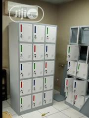 Workers Locker Cabinet By 15-doors | Furniture for sale in Lagos State, Ikeja