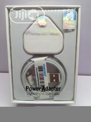 iPhone Xs Genuine Max Charger | Accessories for Mobile Phones & Tablets for sale in Lagos State, Ikeja