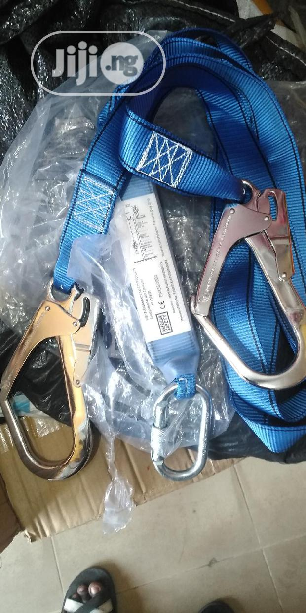 High Quality Double Hook Safety Body Harnesss Belt