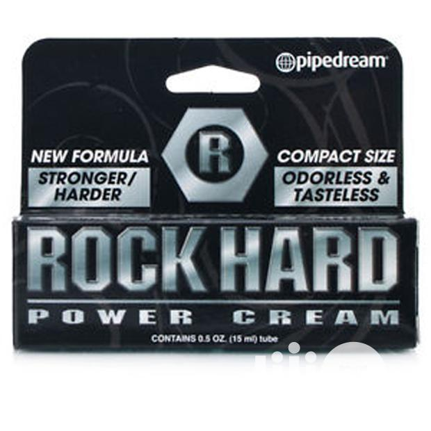 Rock Hard Power Cream 118ml