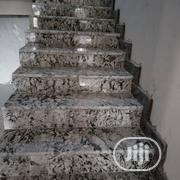 Alaska White Slabs Used On Step | Building Materials for sale in Lagos State, Orile
