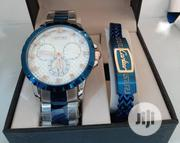 Cartier Watch With Bracelet | Jewelry for sale in Lagos State, Agboyi/Ketu