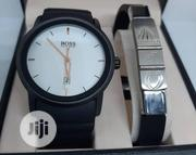 Boss Men's Watch With Bracelet | Watches for sale in Osun State, Ife