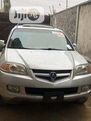 Acura MDX 2004 Touring Package Silver | Cars for sale in Lagos State, Ikotun/Igando