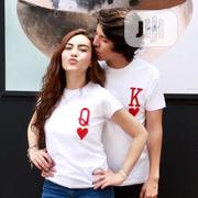 Valentine Couple T-Shirt ❤ | Clothing for sale in Osun State, Osogbo