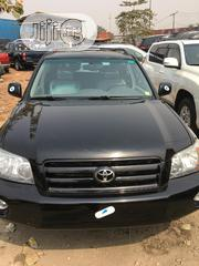 Toyota Highlander 2007 Limited V6 4x4 Black | Cars for sale in Lagos State, Apapa