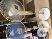 16inches DC Solar Standing Fan Available | Solar Energy for sale in Lagos State, Ojo
