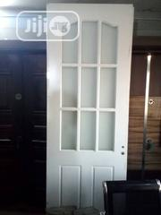 Hard Wood Extra Height Door With Glass | Doors for sale in Lagos State