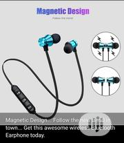 Bluetooth Music Earphone For All Phones | Headphones for sale in Lagos State, Agboyi/Ketu
