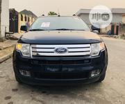 Ford Edge 2010 SE 4dr FWD (3.5L 6cyl 6A) Blue   Cars for sale in Lagos State, Ikeja